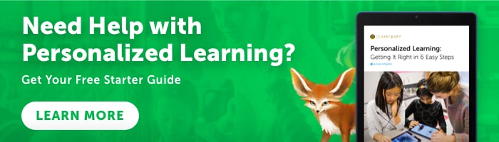 Need help with personalized learning? Get your free starter guide here!