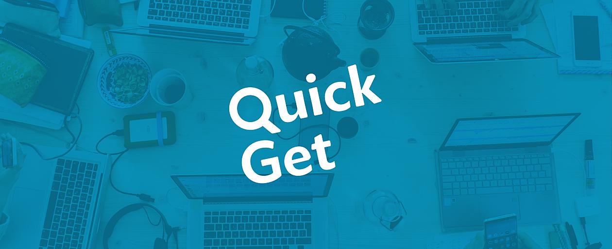 デジタル総合ストア「QuickGet」で小売xデリバリーを作っていくエンジニアを募集のカバー画像