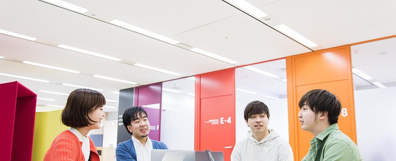 【プロジェクトリーダー】ITで社内外の課題解決を加速させるコーポレートエンジニア募集!のカバー画像