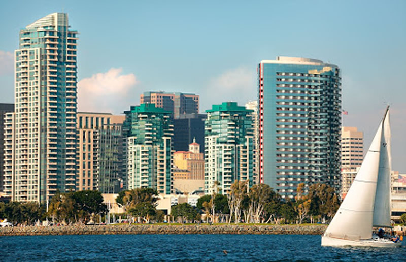 サンディエゴ留学のメリット5:治安が良い