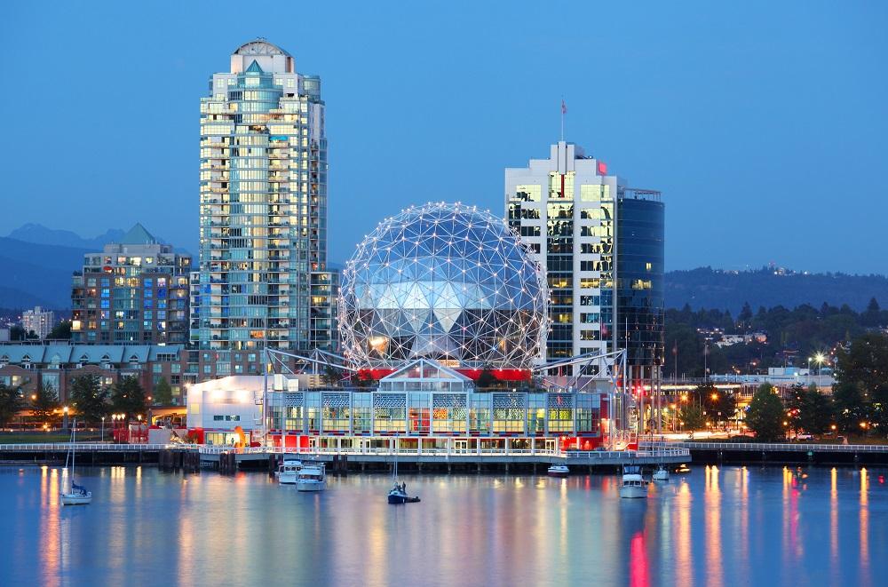 週末に行けちゃう!とっておきのカナダ、バンクーバーの観光地10選!