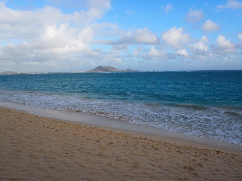2.カイルアビーチ