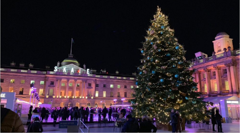 ☆Somerset House Ice Rink☆