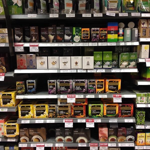3. スーパーで買える紅茶