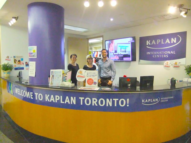 おすすめ語学学校5:Kaplan(ビジネス英語)