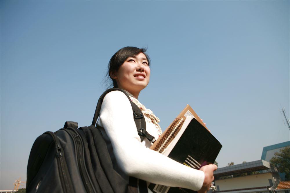 ■メリット4 入学条件の英語力が比較的低く、入学前の教育も充実