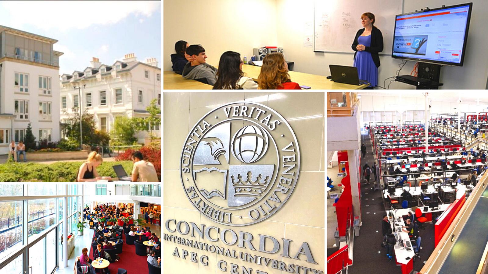 コンコーディア国際大学(Concordia International University)