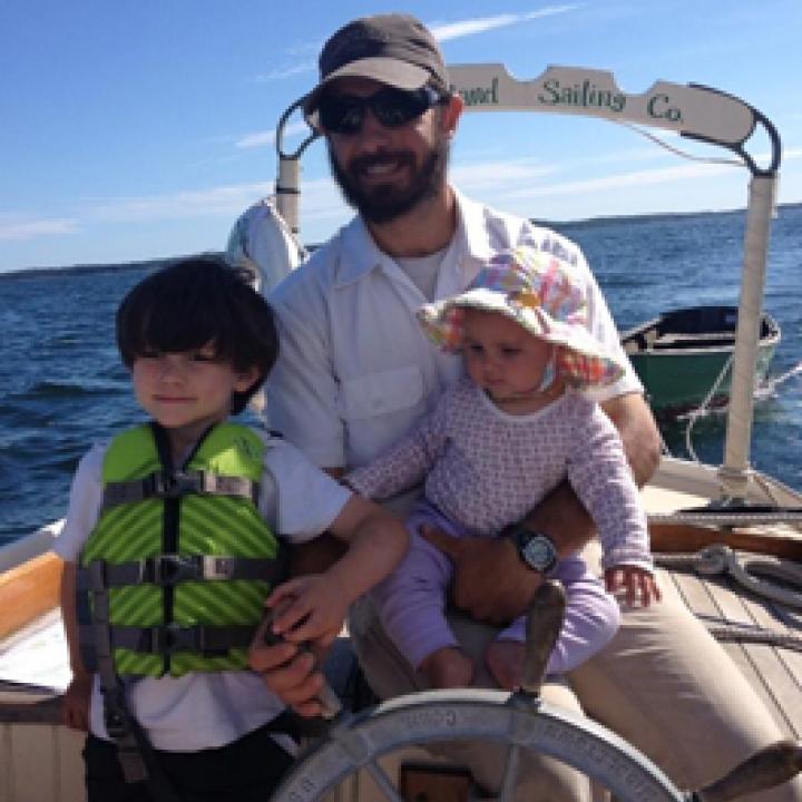 Captain Aaron Paolino