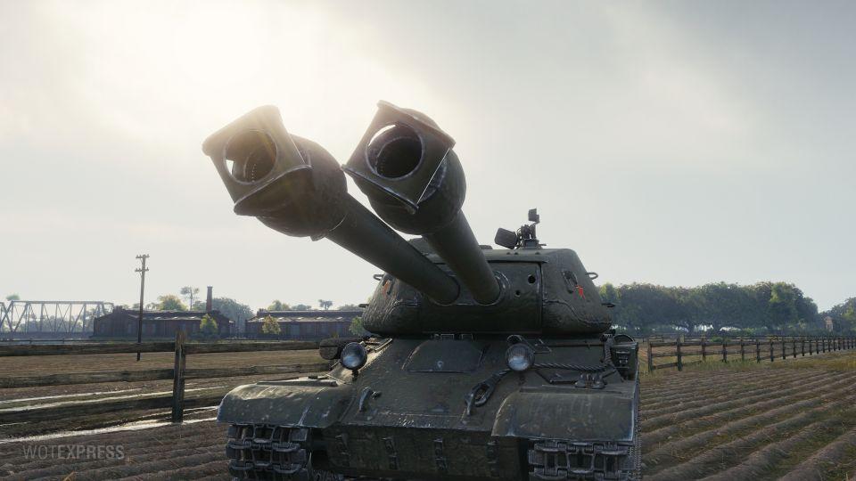 Herní obrázky tanku ST-II