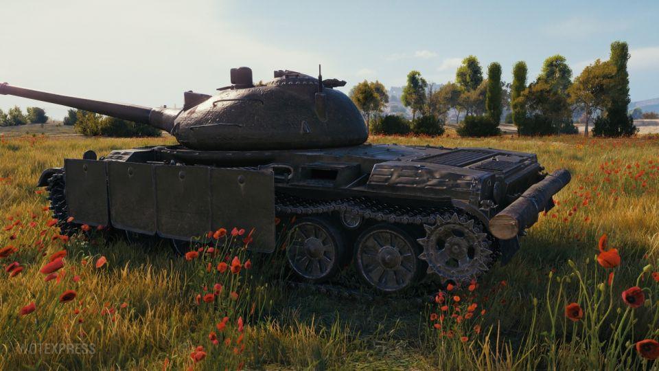 Herní obrázky tanku CS-59