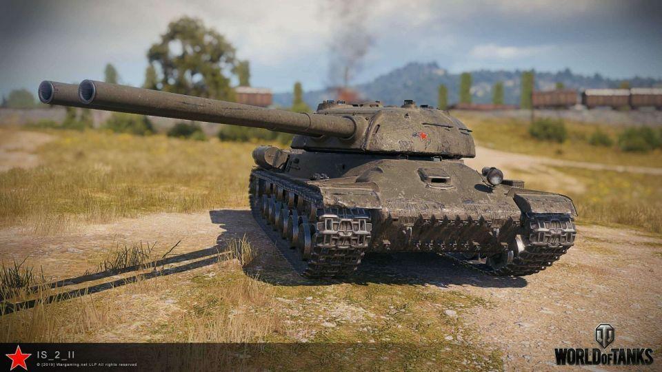 Galerie dvouhlavňových tanků
