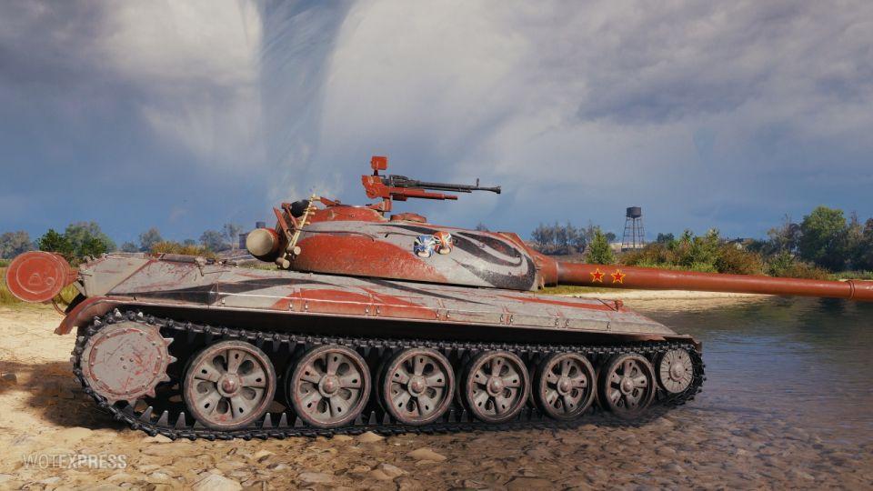 """113 """"Pekingská Opera"""" HD Model"""