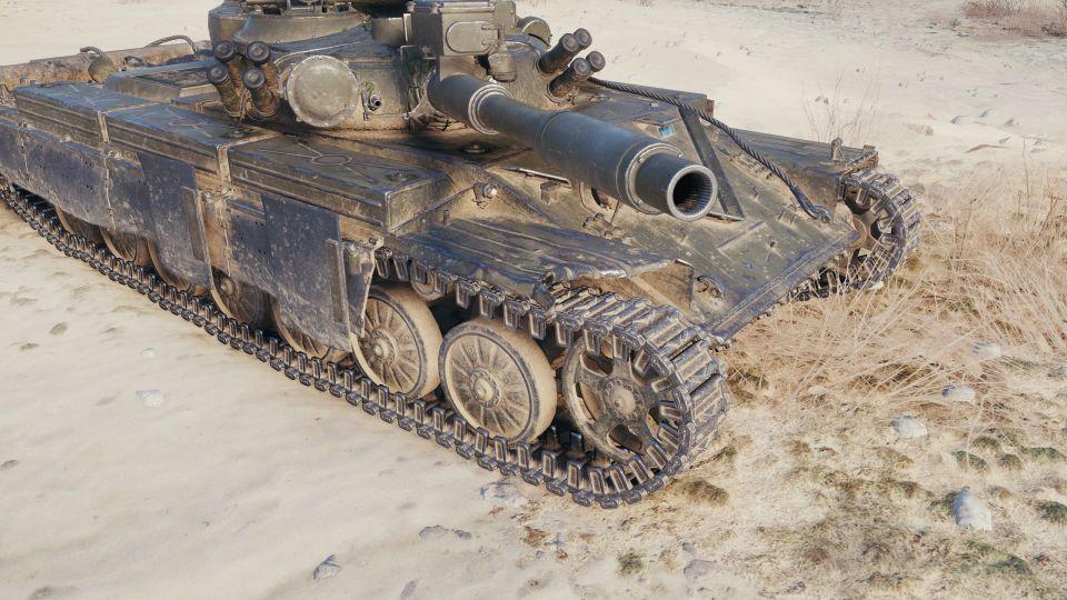 """""""Levantine Viper"""" maskování pro tank T-100 LT"""