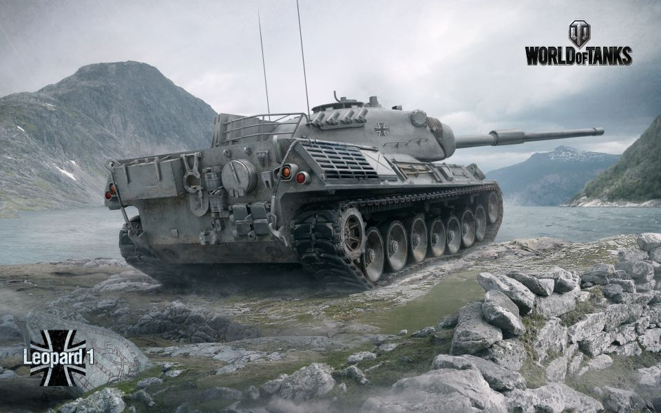Supertest: Leopard Prototyp A a E 50