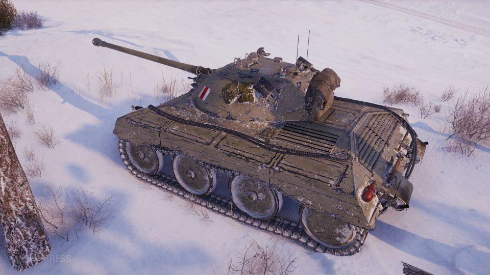 Obrázky tanku A46