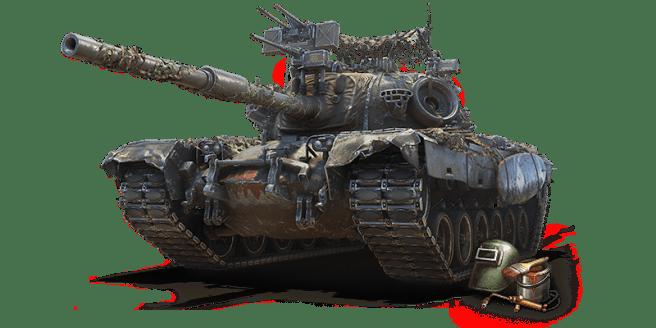 "3D Styl ""Pipeline"" pro M48A5 Patton"