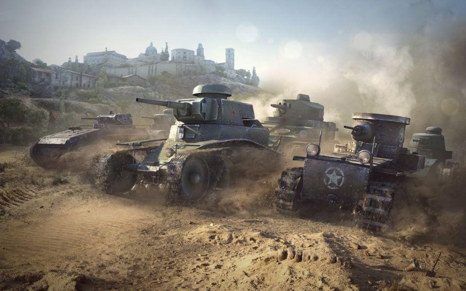 Sandbox: Nové unikátní prémiové tanky