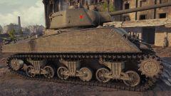 Fotky tanku M4A2 T-34