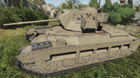 Supertest: M4A2 T-34, Matilda LVT, Pz.Kpfw. M15, Pz.Kpfw. 35 R