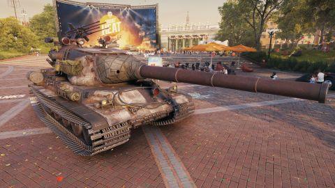 "3D styl ""Gascon"" pro AMX M4 mle. 54"