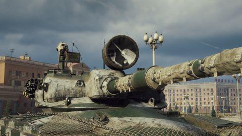 Bofors Tornvagn na supertestu