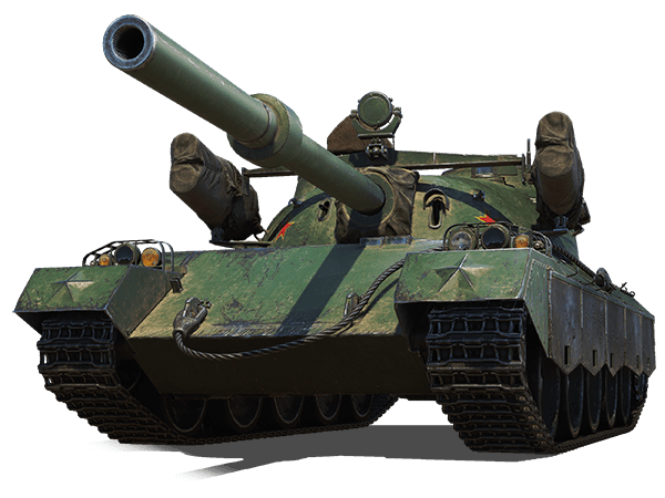 Aktualizace Změna vlastností tanku 122 TM