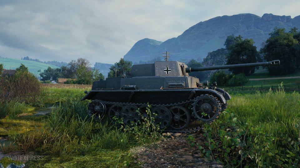 Obrázky tanku 🇩🇪 Pz.Sfl. IC