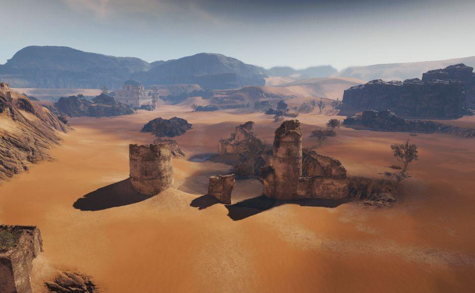 Supertest: Upravená mapa Canyon