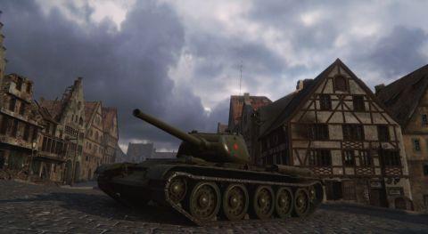 Supertest: T-44-85 M