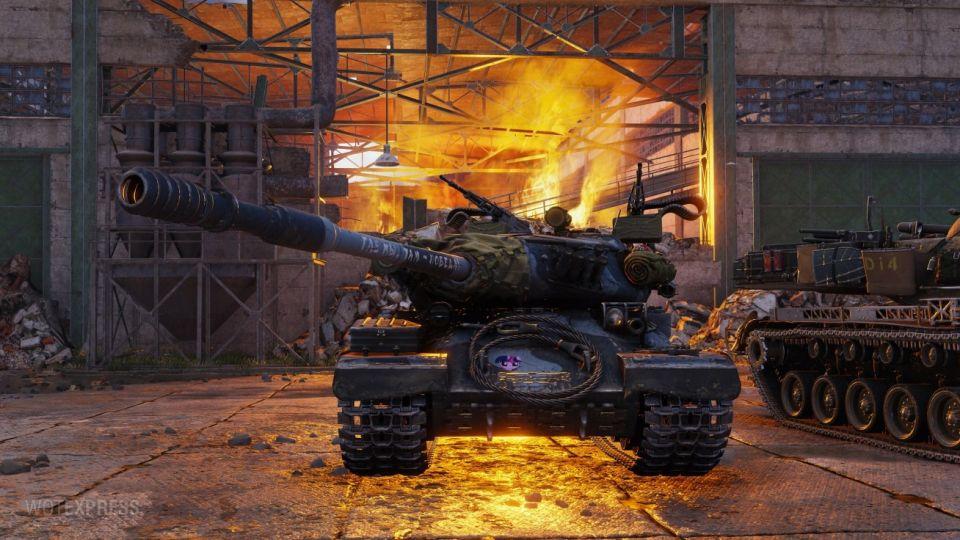 """""""Triton"""" 3D styl pro tank IS-4"""