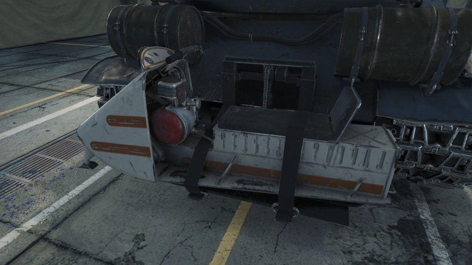 """1.12: 3D maskování """"Polar Bear"""" pro Object 705A"""