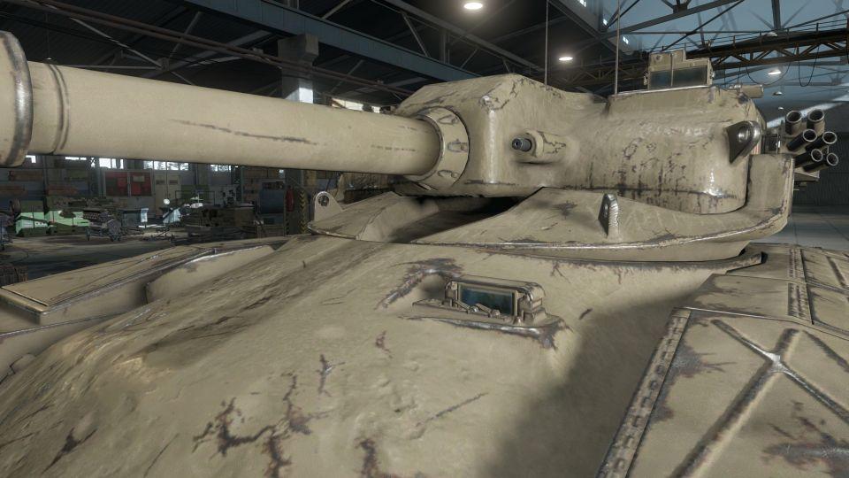1.10.1: Úpravy vlastností tanku GSOR 1008