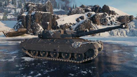 Pravděpodobně poslední změny Kampfpanzer 50t