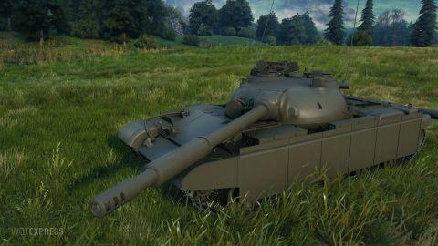 Supertest: Kompletní vlasnosti tanku Object 590