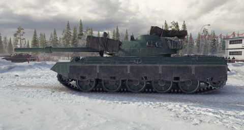 Maraton na tank 122 TM již tento měsíc