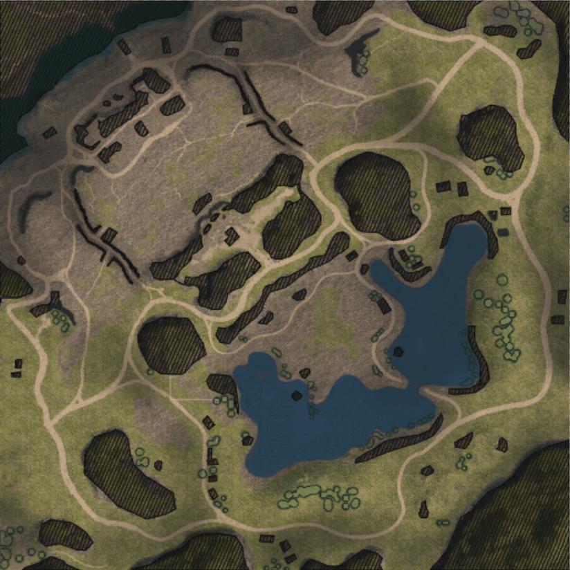 Supertest, nové mapy Dalny a Last Frontier