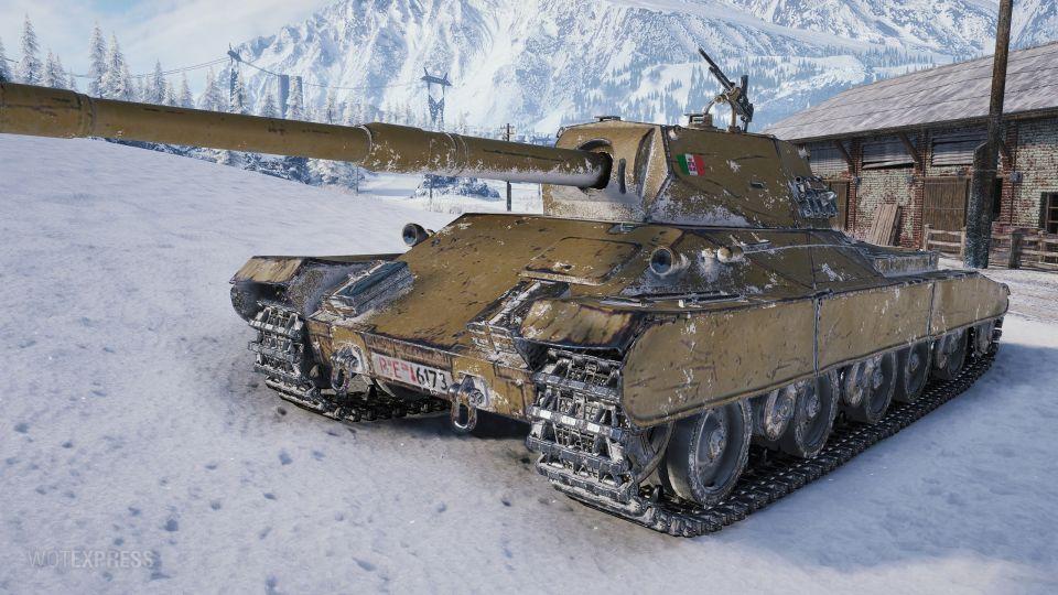 Obrázky tanku Carro P.88