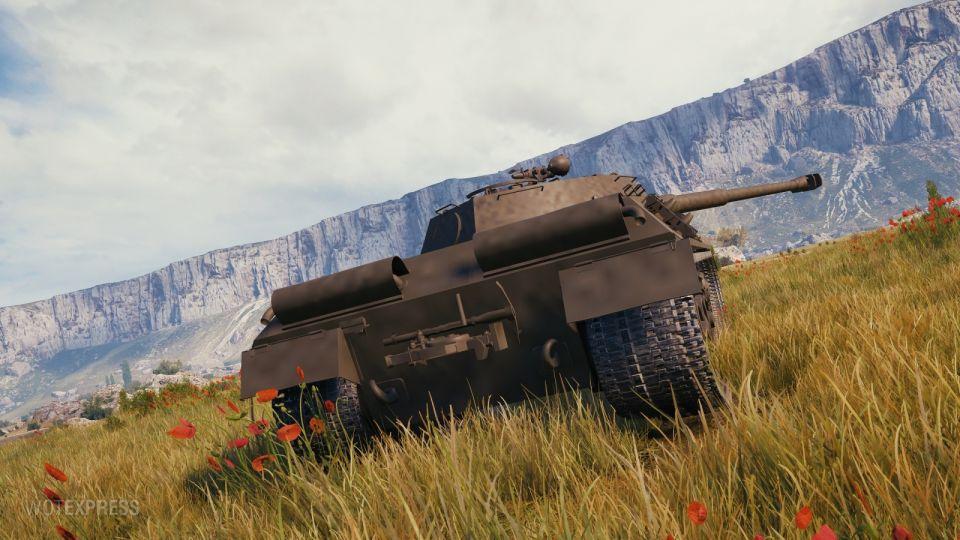 Obrázky tanku Škoda T 45