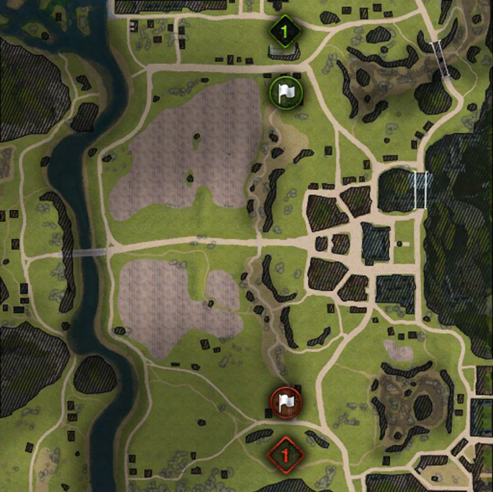 Supertest: Nové mapy Highground a Frozen Land