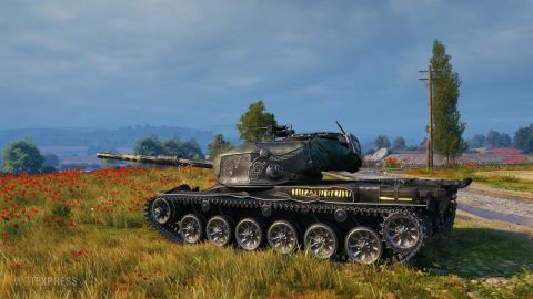 Výzva Spirit of War : 3D styl pro Strv K