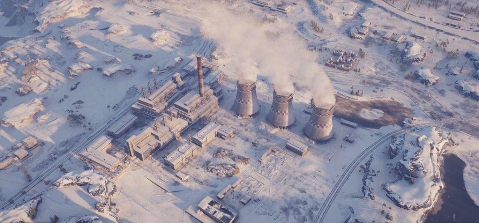 Supertest: Kraftwerk (Frontline), přepracování mapy