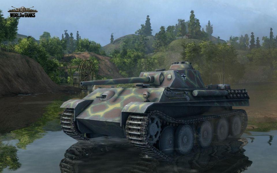 Úpravy tanku Aufklärungspanzer Panther