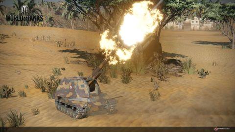 Sandbox 2021: Konec testování artilerijí