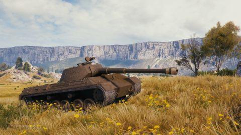 Supertest: Změna vlastností tanku Škoda T 45