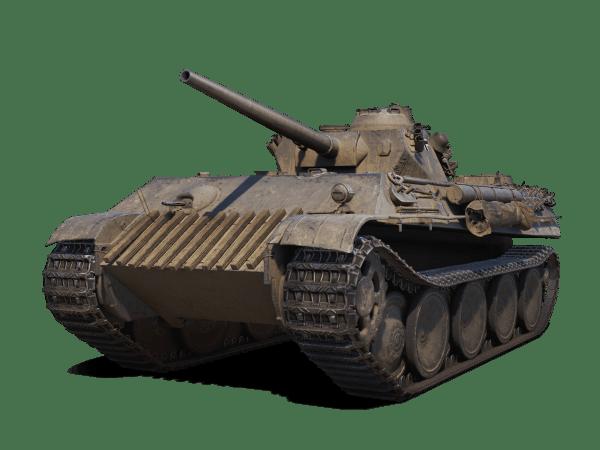 Supertest: Aufklärungspanzer Panther (Kompletní vlastnosti)