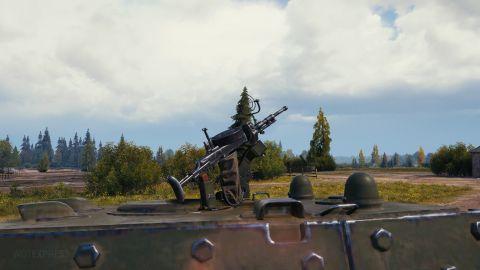 KV-1 Shielded na bojišti