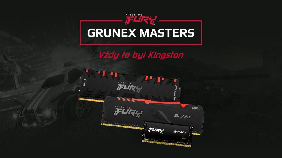 Startuje WoT turnaj Kingston Fury Grunex Masters