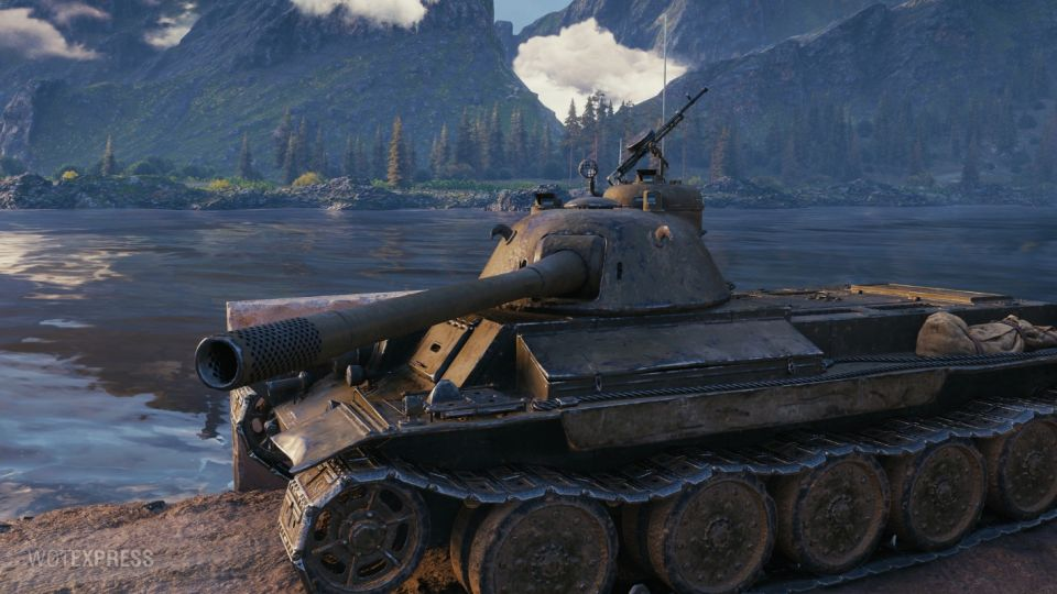 Herní obrázky tanku DS PZInż