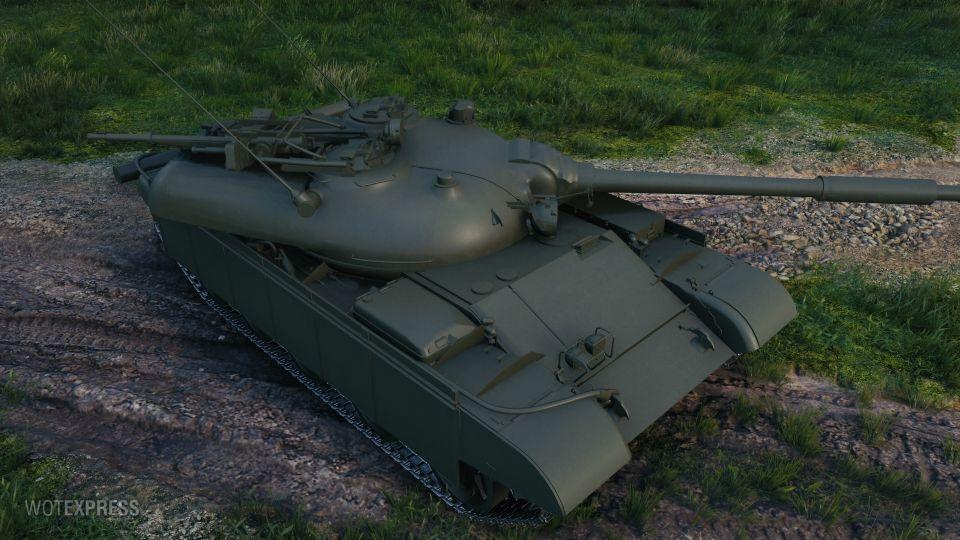 Supertest: Aktuální vlastnosti tanku Objekt 590