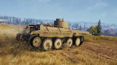 Aktuální vlastnosti tanku T3 Convertible